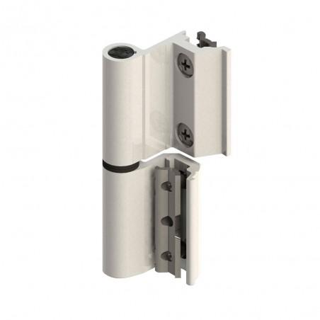 Art. 0120 Cerniera Giesse Flash Base Camera Europea Alluminio