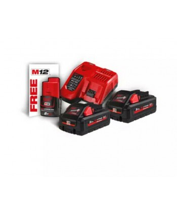 M18 HNRG-302 Kit batterie...